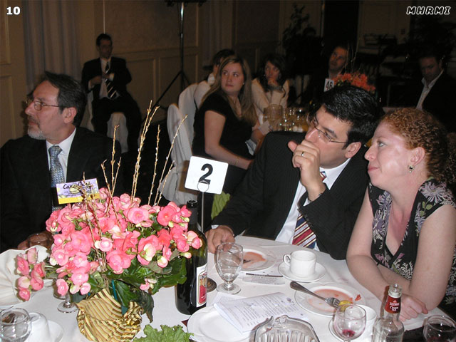 MHRMI Gala Banquet 2007 photo 8