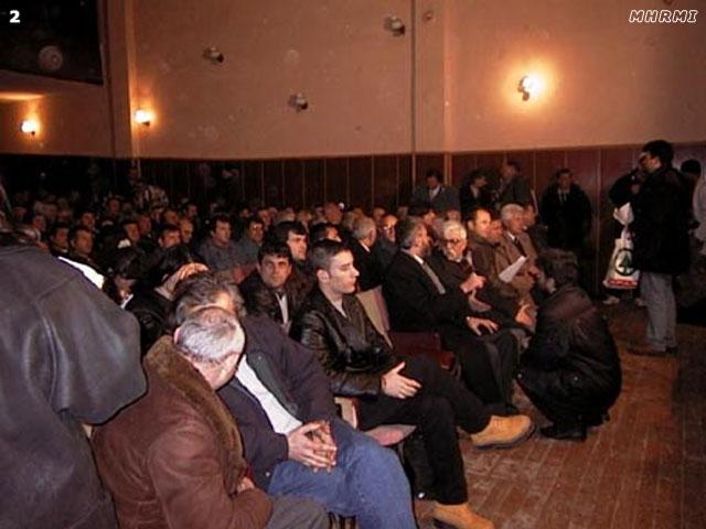 Human Rights Activists in Pirin Macedonia photo 6