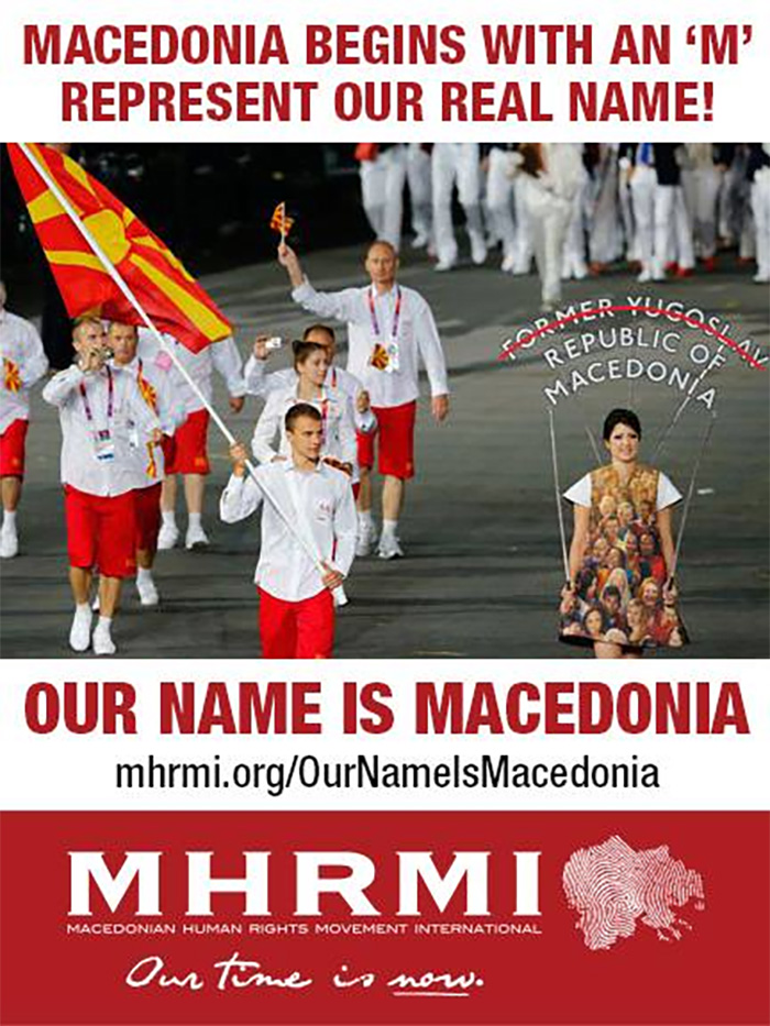 Macedonia at Olympics