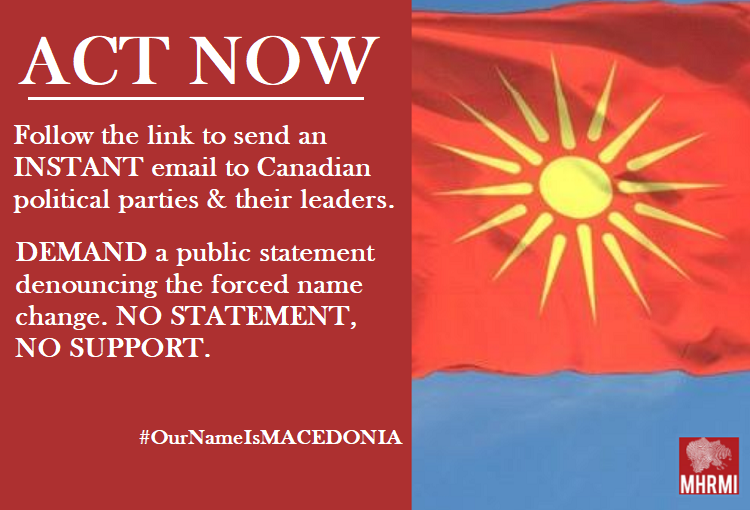 ACTION ALERT: Tell Canadian Election Candidates, No Statement = No Support