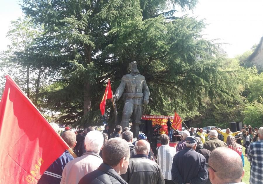 Totalitarizmot na Bugarija licemerieto na EU