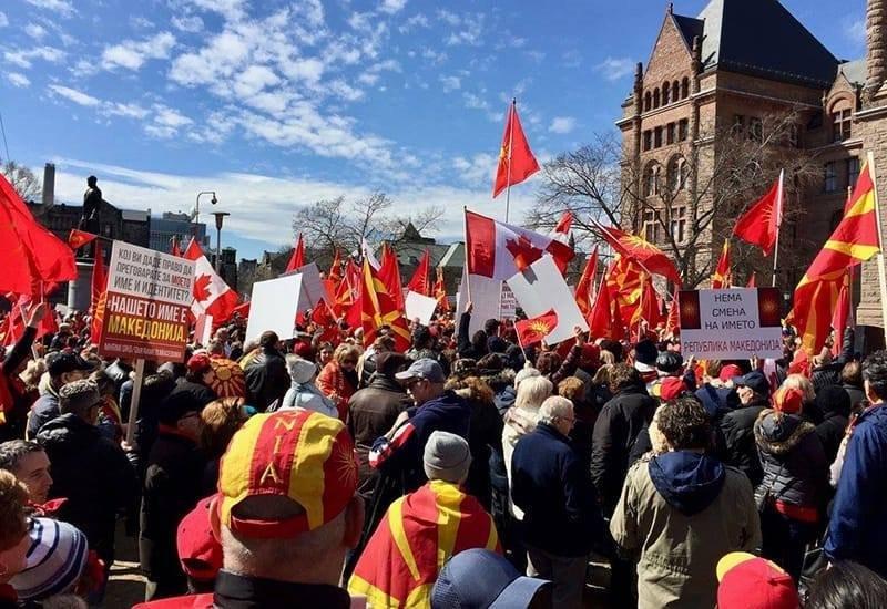 Canada's Ambassador to Macedonia is Unabashedly Anti-Macedonian