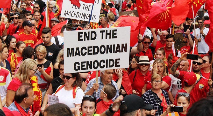 How to Commit Cultural Genocide in the 21st Century - The Macedonians