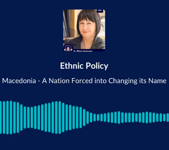 Ethnic Policy podcast
