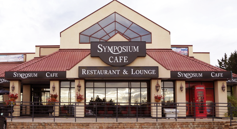 Symposium Cafe Restaurant