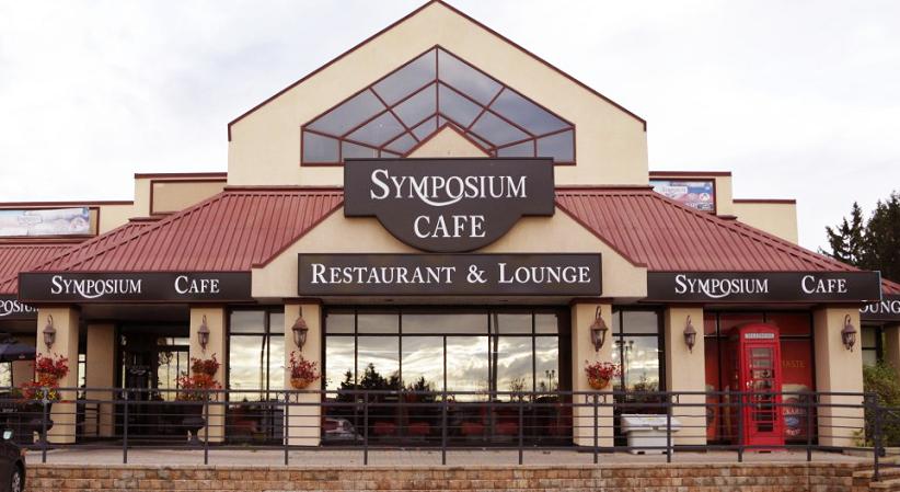 Symposium Cafe Restaurant