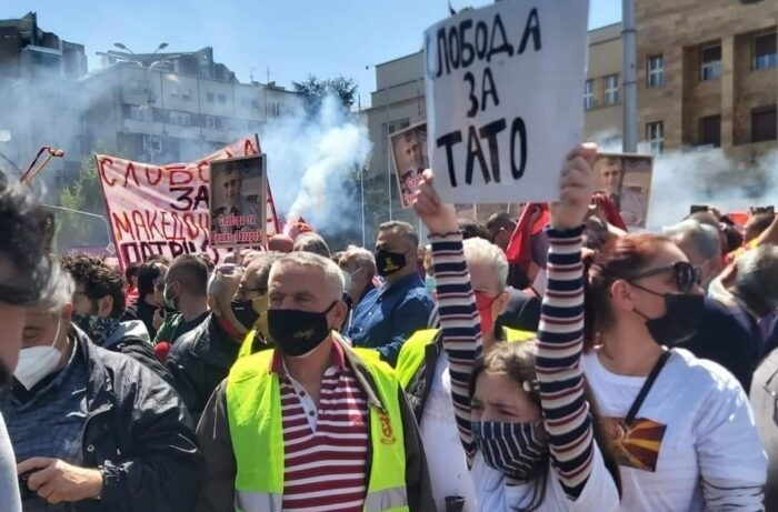 MHRMI Announces Support for Macedonian Political Prisoners