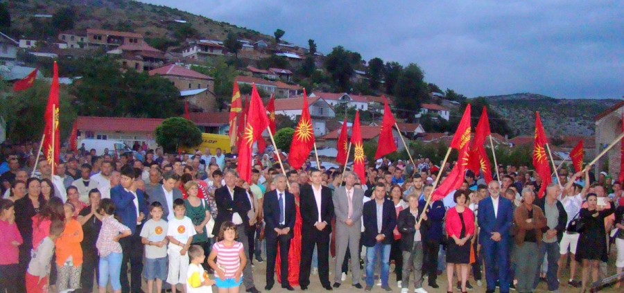 The Federal Union of European Nationalities (FUEN) Continues its Support of Macedonians in Albania