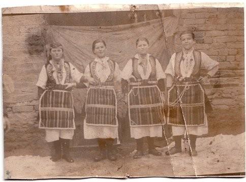 Proud Macedonians from Zhelevo Aegean Macedonia